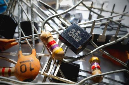 UE040305 - Transistorschaltung